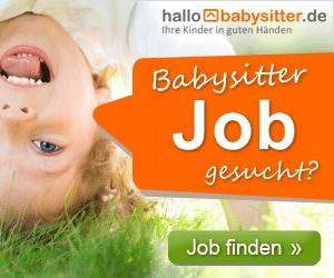 Tipp: Jobs finden bei HalloBabysitter.de